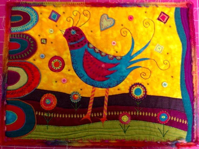 heather chalkley exotic bird